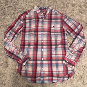Men's Vineyard Vines button down shirt
